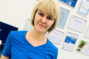 Елизавета Владимировна Егорова